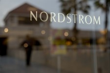 -                This May 9, 2013 photo shows a Nordstrom sign at a shopping mall in Brea, Calif. Nordstrom is expected to report quarterly results on Thursday, May 16, 2013. (AP Photo/Jae C. Hong)