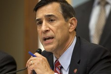 -                FILE - In this May 15, 2013 file photo, House Oversight Committee Chairman Rep. Darrell Issa, R-Calif. speaks on Capitol Hill in Washington. Issa has issued a subpoena to compel the co-