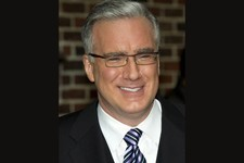 "-                FILE - In this Oct. 24, 2011 file photo, political pundit Keith Olbermann leaves a taping of the ""Late Show with David Letterman,"" in New York.  Turner Sports said Wednesday, June 5, 20"