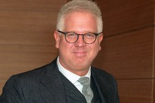 -                FILE - This April 26, 2013 file photo shows radio personality Glenn Beck at the Tribeca Disruptive Innovation Awards in New York. Beck says he regrets that some of the inflammatory thin