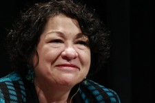 -                FILE - In this May 2, 2013 file photo, Supreme Court Justice Sonia Sotomayor is seen in Denver. Sotomayor has gotten more than $3 million in advance payments for her best-selling memoir