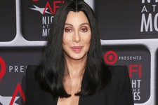 "-                FILE - This April 24, 2013 file photo shows performer Cher at the AFI Night at the Movies at the ArcLight in Los Angeles. Cher will be performing on the singing competition series ""The"
