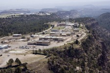 -                This May 2009 aerial photo provided by Los Alamos National Laboratory shows Technical Area 21. Former New Mexico Rep. Heather Wilson collected nearly half a million dollars in questiona