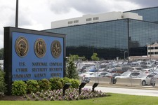 -                FILE - This Thursday, June 6, 2013 file photo shows the National Security Administration (NSA) campus in Fort Meade, Md. When Edward Snowden - the 29-year-old intelligence contractor wh