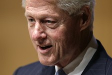 -                Former President Bill Clinton speaks during a meeting of the State Budget Crisis Task Force at the National Constitution Center, Tuesday, June 25, 2013, in Philadelphia.  The event is d