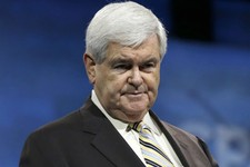 -                FILE - In this March 16, 2013 file photo, former House Speaker Newt Gingrich apears during the 40th annual Conservative Political Action Conference in National Harbor, Md. CNN is bringi