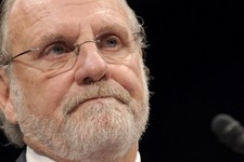 -                FILE - In this Dec. 15, 2011 file photo, former MF Global Holdings Ltd. Chairman and Chief Executive Officer Jon Corzine testifies on Capitol Hill in Washington, before the House Financ