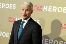 "-                FILE - In this Dec. 2, 2012 file photo, Anderson Cooper arrives at CNN Heroes at The Shrine Auditorium, in Los Angeles.  Cooper hosts a CNN special, ""Self-Defense Or Murder?"" regarding"