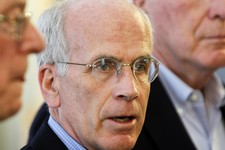 -                FILE - In this July 2, 2012 file photo, Rep. Peter Welch, D-Vt. speaks in Montpelier, Vt. Minorities _ Hispanics, women, blacks, Asians _ stand as the majority among House Democrats, gi