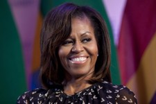 "-                U.S. first lady Michelle Obama participates in the African First Ladies Summit: ""Investing in Women: Strengthening Africa,"" hosted by the George W. Bush Institute, Tuesday, July 2, 2013"