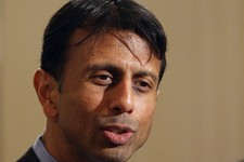 -                FILE - In this May 10, 2013 file photo, Louisiana Gov. Bobby Jindal speaks in Manchester, N.H. When the U.S. Supreme Court gutted the Voting Rights act last week, it handed Republicans