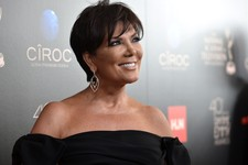 -                FILE - In this June 16, 2013 file photo, Kris Jenner arrives at the 40th Annual Daytime Emmy Awards, in Beverly Hills, Calif. Jenner will be joined by Joan Rivers, Kathie Lee Gifford an