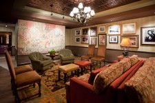 -                In this image made available by the Grand Ole Opry in Nashville. TN.,  shows the Green Room on Oct. 28, 2010. The room is also referred to as the family room where the artists' guests c
