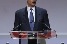 -                Attorney General Eric Holder speaks at the Delta Sigma Thetas Social Action luncheon, part of the sorority's 51st National Convention in Washington, Monday, July 15, 2013. Holder said t