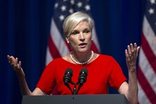 -                Cecile Richards, president of Planned Parenthood, addresses an Organizing for Action summit in Washington, Monday, July 22, 2013. The group was formed from President Barack Obama's 2012