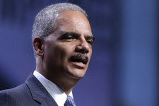 -                Attorney General Eric Holder speaks at the National Urban League annual conference, Thursday, July 25, 2013, in Philadelphia.  Holder announced Thursday the Justice Department is openin