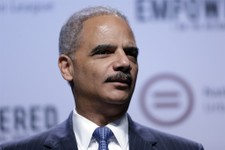 -                Attorney General Eric Holder speaks at the National Urban League annual conference, Thursday, July 25, 2013, in Philadelphia.     Holder announced Thursday the Justice Department is ope