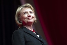 -                FILE - This July 16, 2013 file photo shows former Secretary of State Hillary Rodham Clinton addressing the 51st Delta Sigma Theta National Convention in Washington. NBC announced Saturd