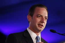 -                FILE - In this photo taken June 18, 2011, Republican National Committee Chairman Reince Priebus speaks at the Republican Leadership Conference in New Orleans. For the most part, Priebus