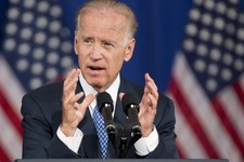 -                FILE - In this July 18, 2013 file photo, Vice President Joe Biden speaks in Washington. Biden plans to raise campaign cash for the Democratic leader of the first-in-the-nation primary s
