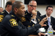 Sheriff David Clarke Tells AG Nominee: DOJ Must Stop Undermining American Law Enforcement Officers