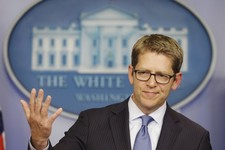 Jay Carney Blames the Internet for Obama's Opaque Transparency and Propaganda Machine