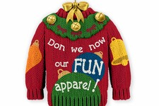 You're Invited! Barack Obama's Ugly Sweater Party