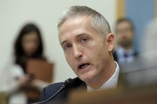 -                House Judiciary Committee member Rep. Trey Gowdy, R-S.C., gives his opening remarks on Capitol Hill in Washington, Tuesday, Feb. 5, 2013, during the committee's hearing on America's Imm