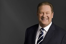 -                Ed Schultz of MSNBC is seen in an udated photo provided by MSNBC. Schultz is losing his prime-time show on MSNBC. The cable network says Schultz is being moved to the weekends, to host