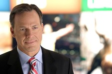 """-                This undated image from video provided by CNN shows Jake Tapper on the set of his show """"The Lead with Jake Tapper."""" Tapper says he wants the show to be a broad look at the news, encompa"""