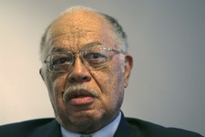 -                FILE - In this March 8, 2010 file photo, Dr. Kermit Gosnell is seen during an interview with the Philadelphia Daily News at his attorney's office in Philadelphia. 2011 grand jury report