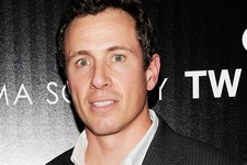 "-                FILE - This April 16, 2012 file photo shows  Chris Cuomo at the premiere of the film ""Safe""  in New York.  Cuomo and Kate Bolduan (BALD'-win) will be CNN's anchor team for a new morning"