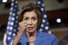Nancy Pelosi Warns About the End of Civilization if Republicans Win in November