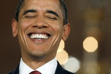 Obama Jokes, Laughs While Discussing Deadly Munich Attack