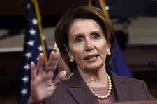 Pelosi's Grip Seems to Have Weakened