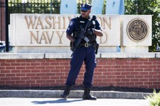 BREAKING: Navy Yard Locked Down After Shots Fired