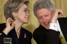 The Clintons Continue To Clinton