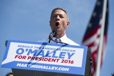 Blue on Blue: Martin O'Malley Takes Direct Shots at Hillary Clinton
