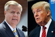 Lindsey Graham: I Won't Vote For Trump or Clinton