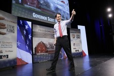 Video: Scott Walker's Breakout Performance in Iowa