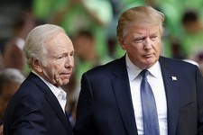 Dark Horse Picks For Trump: Joe Lieberman And Ted Cruz