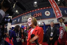 Farewell: Thank You, Carly Fiorina