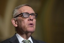 BREAKING: Former Majority Leader Harry Reid Announces Retirement