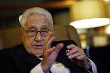 Trump Is Meeting With Kissinger Today