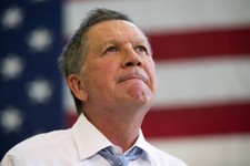 Kasich Campaign Vows to Stay in Race