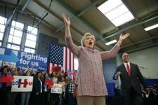 The Clinton Campaign's Scramble For California