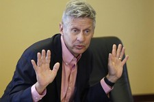 Ouch: Libertarian Frontrunner Gary Johnson Gets Booed at Party's Convention
