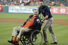 George H.W. Bush Hospitalized UPDATE: Barbara Bush Hospitalized As Well