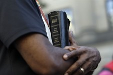 Sorry, But We Won't Rewrite the Bible for Gays and Lesbians
