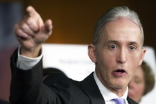 Gowdy: Hillary Wasn't Indicted Over Email Scandal Because FBI Didn't Bother Asking Her About Intent